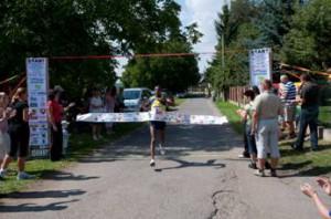 Vítěz Miřejovicekého půlmaratonu 2010